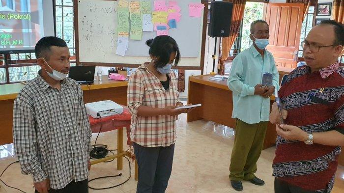 Ketua PN Pematangsiantar Latih Petani Soal Hukum yang Kerap Digunakan Menjerat Masyarakat Kecil