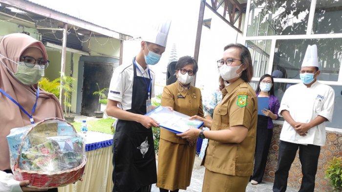 Pelatihan Tata Boga dan Barista Disnaker Medan, Dari 130 Pendaftar Hanya 16 Peserta Terpilih