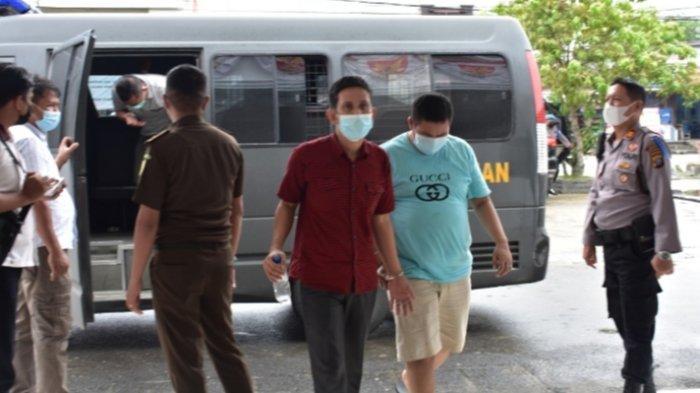 Jaksa Beberkan 11 Bintara Sampai Perwira Polres Tanjungbalai Kompak Jual Sabu Hasil Tangkapan
