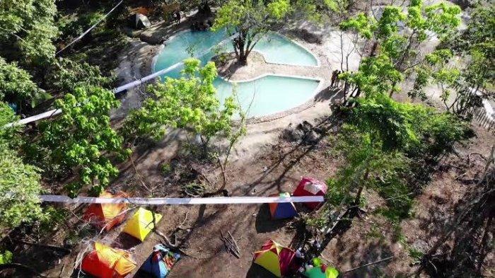 Pemandian Air Panas Simolap Marike, Lokasi Wisata di Langkat yang Cocok bagi Keluarga