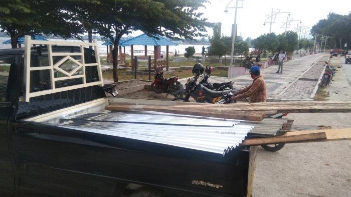 Sengketa Tanah di Obyek Wisata Pantai Sibolahotang Sas Berujung Pemagaran Paksa