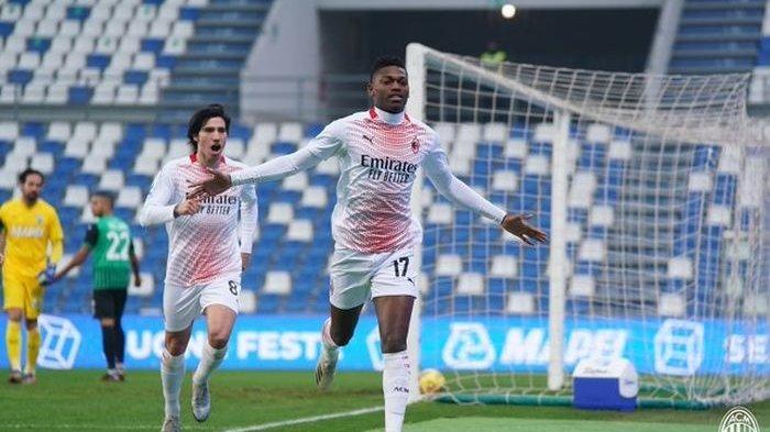 Barcelona Siap Barter Trincao, Kepincut dengan Striker Muda AC Milan