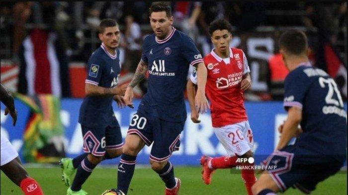 JAM Tayang PSG Vs Clermont Liga Prancis, Prediksi Susunan Pemain, Messi & Neymar Absen, Live RCTI+
