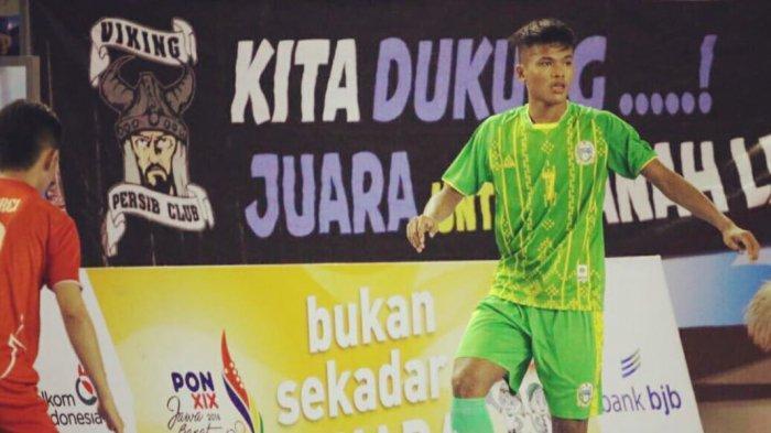 SOSOK Sauqy Saud, Jadi Kunci Dalam Tim Futsal PON Sumut