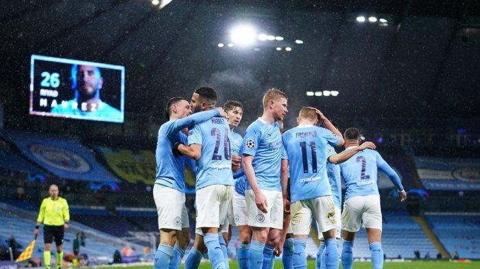 UPDATE Hasil Liga Champions - 5 Fakta Menarik, The Citizen Tak Terkalahkan hingga Rekor Guardiola
