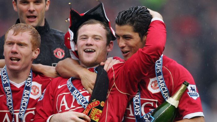 PREDIKSI Liga Inggris, Ada Cristiano Ronaldo, Rooney Yakin Man United Segera Akhiri Puasa Gelar