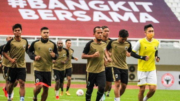 Akan Lakoni Laga Kedua, Pelatih Babel United Inginkan Poin Saat Bertemu PSMS Medan