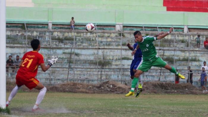 Stadion Teladan Direhap Level International