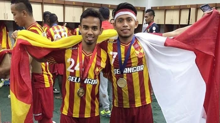 Didepak Selangor FA, Andink Vermansah: Good Luck Selangor, Netizen Malaysia Terkejut