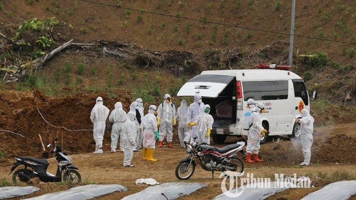 UPDATE Covid-19 Di Samosir, Bertambah 34 Kasus Baru Dan Sembuh 1 Orang, Total Kumulatif 927 Kasus