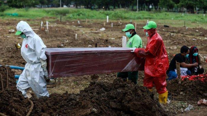TERDETEKSI di SUMUT, Kini Ada 54 Kasus Varian Baru Corona di Indonesia, Penularan Lebih Cepat
