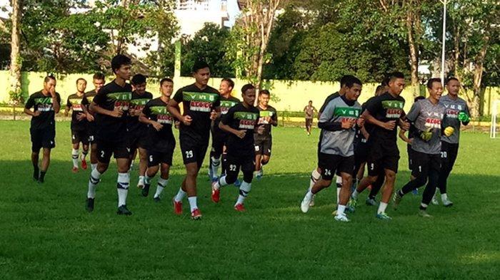 Pelatih PSMS Medan Akan Liburkan Lebih Awal Pemain Luar Sumut