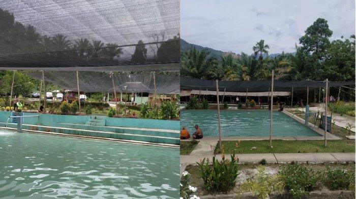 Pemandian Air Panas Tiga Rasa, Alternatif Lokasi Wisata yang Berada Dekat dengan Kota Medan