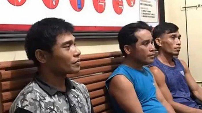 Dipicu karena Sarang Walet, Tiga Pelaku Pembacokan dan Pembakaran Rumah di Nias Ditangkap