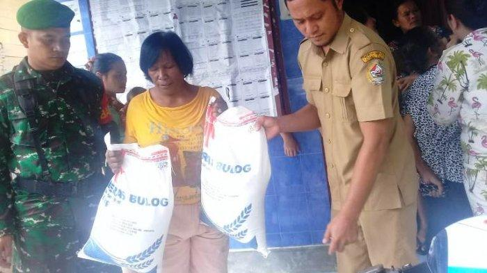 Data Penerima Raskin Janggal, Kepala Desa di Siborong-borong Protes