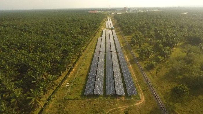 PLTS Sei Mangkei Berpotensi Turunkan Emisi Karbon 1.300 Ton Setahun