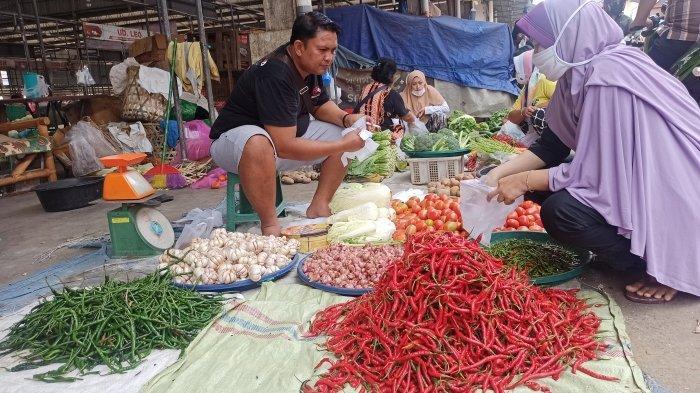 Cabai Merah Jadi Penentu Inflasi di Sumut, BI Sarankan OPD Produksi Cabai Olahan