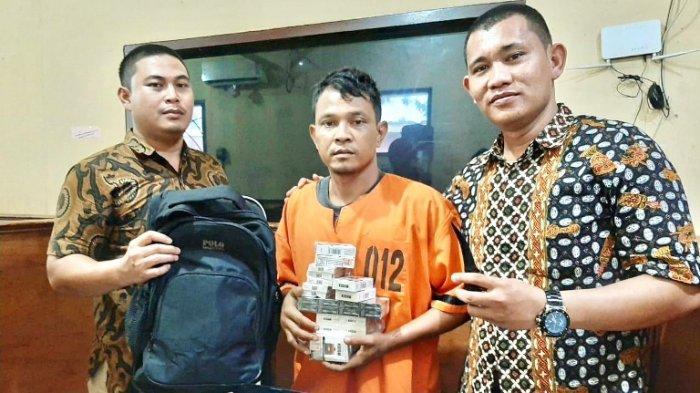 Pukul Polisi Pakai Tanduk Kambing, Tersangka Pencuri Minimarket Didor