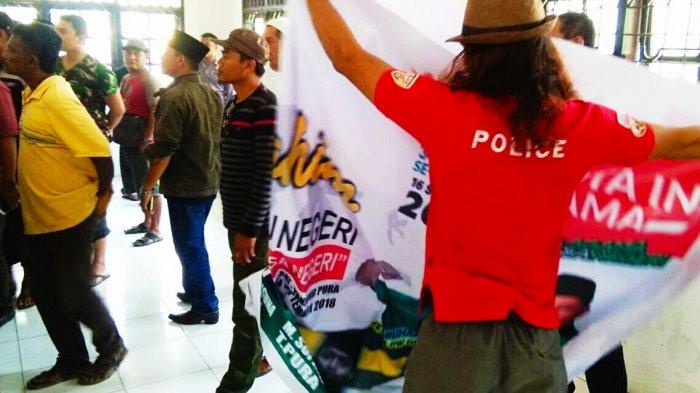 Dituding Bentuk Islam Nusantara, Massa Bubarkan Kirab Satu Negeri GP Ansor, Ini Kata Wakapolres