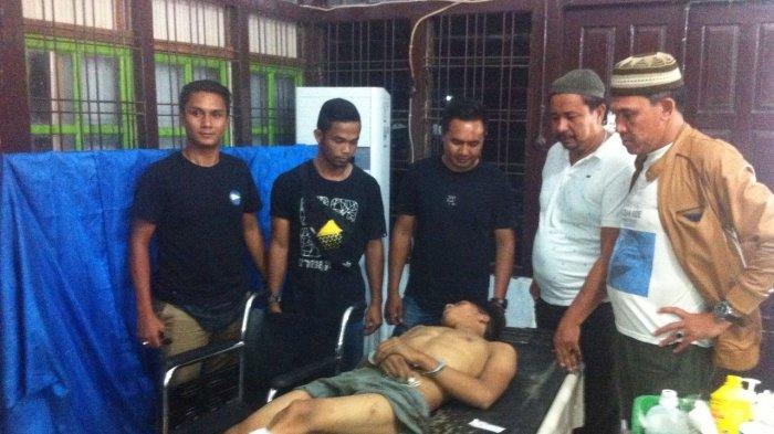 Pelaku Pembunuh Nazir Masjid di Paluta Ditembak, Diduga Menyerang karena Kepergok Isap Lem