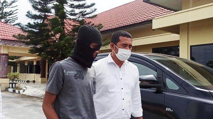 Diancam Penjara Seumur Hidup, Empat Tersangka Pembunuh Guru SD di Toba Ditangkap