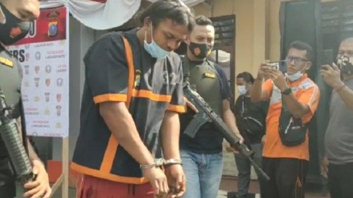 Kapolres Yakin Anto Dogol Tersangka Pembunuh Ketua MUI Labura Bukan ODGJ