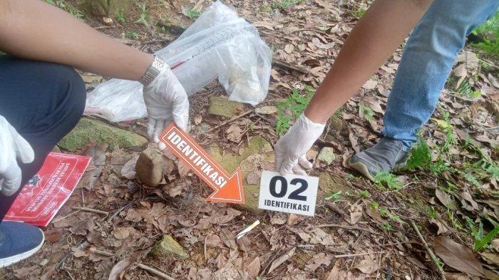 Mareko Gea Ditemukan Tewas di Perkebunan Karet, Ada Luka Tusukan di Tubuh, Diduga Korban Pembunuhan