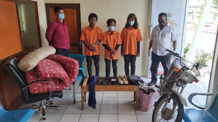 Sebelum Dibunuh, Kurnia Maya Sari Ternyata Diperkosa DS, Dua Pria dan 1 Wanita Jadi Tersangka