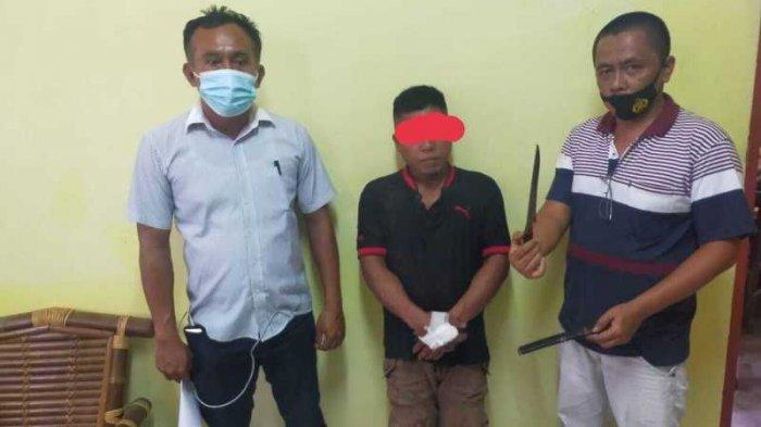 Tantang Adu Minum Tuak Lalu Bertengkar, Kiranta Padang Tewas Ditusuk Pisau Tumbuk Lada