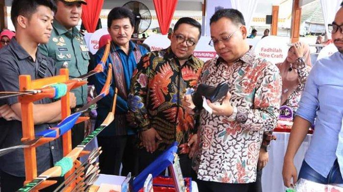 Pemko Binjai Gandeng BI dan Bank Sumut dalam Pengembangan UMKM Lokal