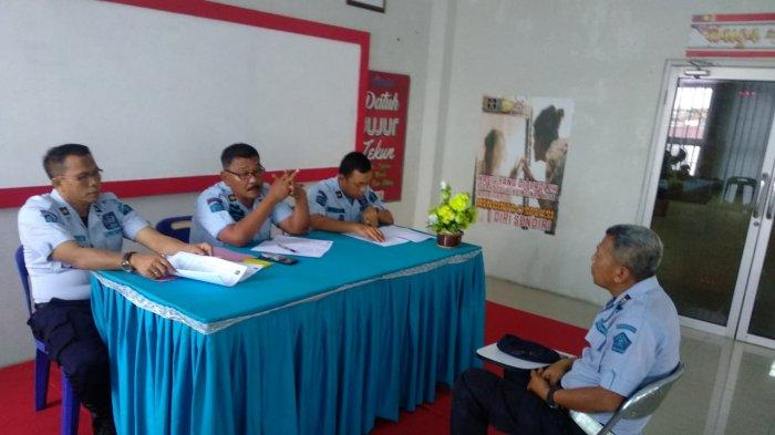 PUNGLI, 2 Petugas Rutan Labuhan Deli Diperiksa Terkait Dugaan Pungli, Kunjungan Tahanan Gratis!