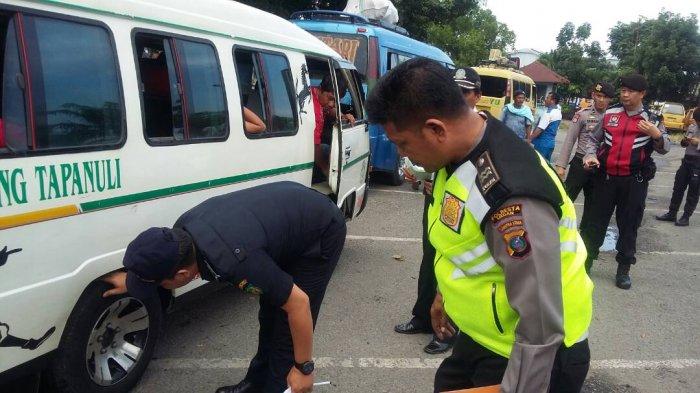 Jelang Mudik, Dishub Dibantu Polisi Periksa Kelayakan Transportasi Umum