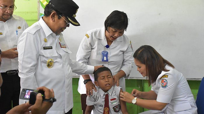 Pemkab Deliserdang Akhirnya Hentikan Vaksinasi Rubella, Dr Ade: Sesuai Petunjuk Bapak Bupati