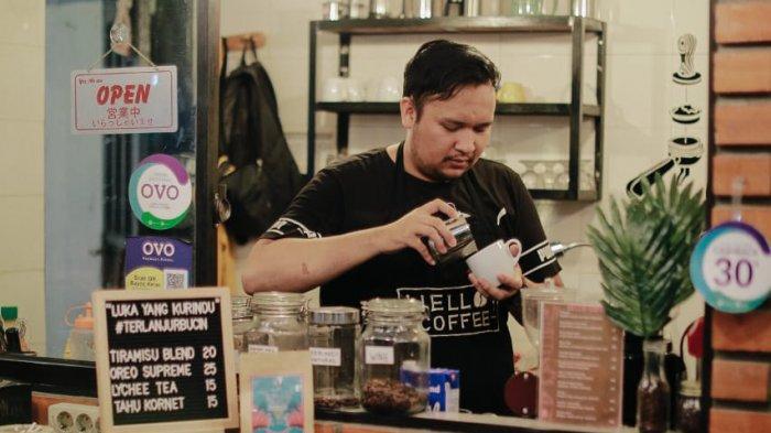 Hello Coffee, Tempat Nongkrong dengan Beragam Menu Kuliner Pilihan