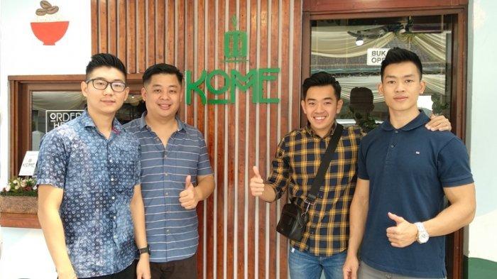 Cerita CEO Kopi Beras Merintis Bisnis, Bagikan Tips Bagi Pengusaha Muda