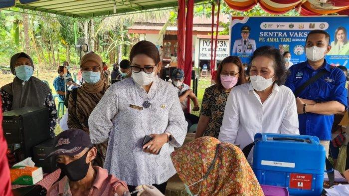 Ribuan Karyawan Perusahaan Sawit Tergabung di GAPKI Ikut Vaksinasi, Begini Acaranya