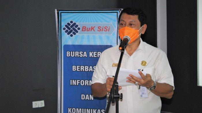 Disnaker Kabupaten Langkat Berikan Solusi Bagi Pencari Kerja Lewat BuK SiSi