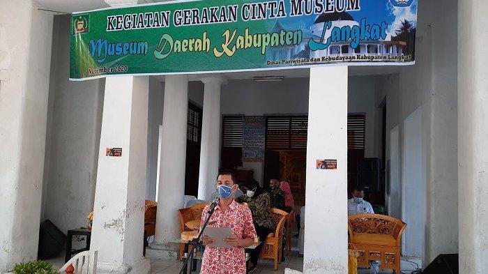 Tumbuhkan Kecintaan pada Sejarah, Pemkab Langkat Gelar Gerakan Cinta Museum