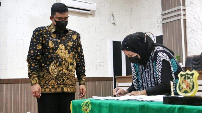 Bobby Nasution Patut Diapresiasi, Pelaku UMKM Ikut Pengadaan Makan dan Minum di Pemko Medan