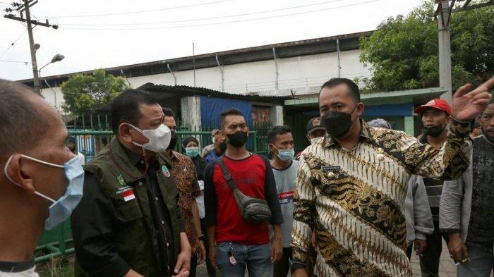 Warga Keluhkan Bau tak Sedap, Wakil Wali Kota Medan Segel Perusahaan Pakan Ternak di Mabar