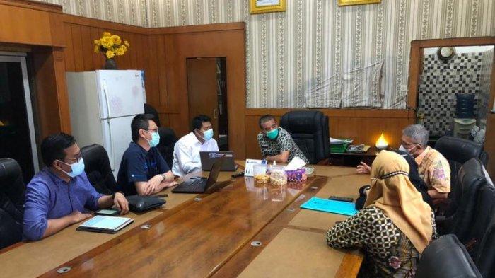 Pemkot Binjai Terima Kedatangan Tribun Medan, Pimred Iin: Kami Hadir di Seluruh Platform Media