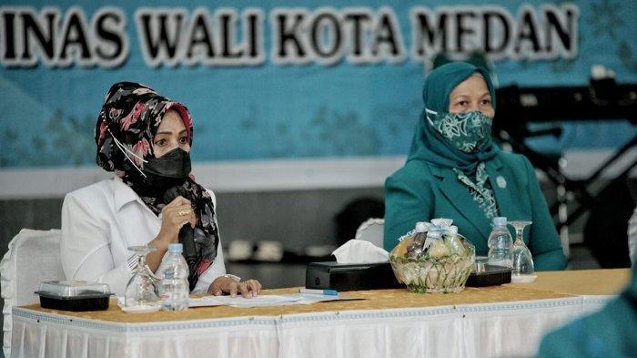 TP PKK Kota Medan Diharapkan Mampu Berikan Edukasi Protokol Kesehatan ke Masyarakat