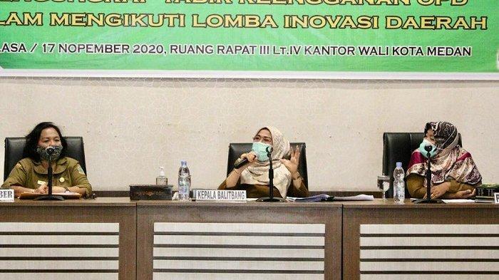 Pemkot Medan Berharap FGD Berikan Solusi Bagi OPD dalam Mengikuti Lomba Inovasi Daerah