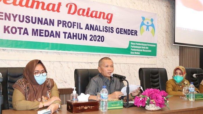 Penyusunan Profil Analisis Gender Kota Medan Diharapkan Mudahkan OPD Capai Kebijakan KKG