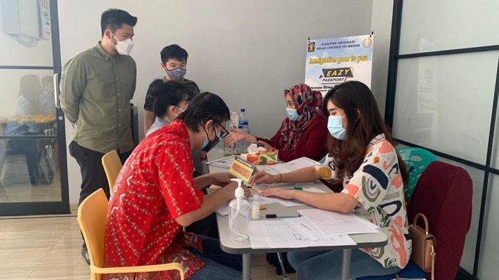 Mudahnya Ngurus Paspor di Medan, Ada Program Eazy Passport dari Kantor Imigrasi Khusus Kelas I Medan