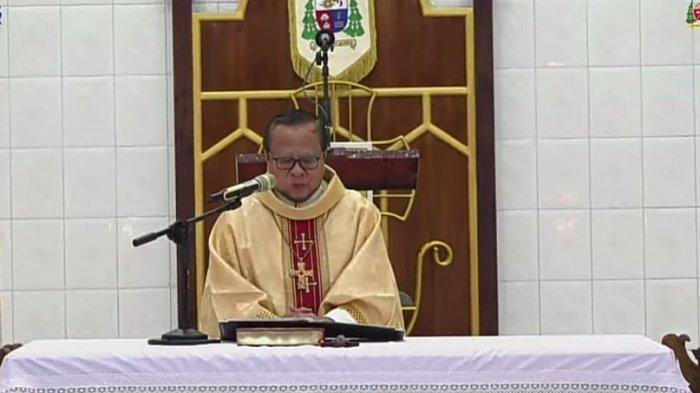 Umat Katolik Sibolga Bergembira, Hari Ini Uskup Baru Ditahbiskan di Gereja Katedral