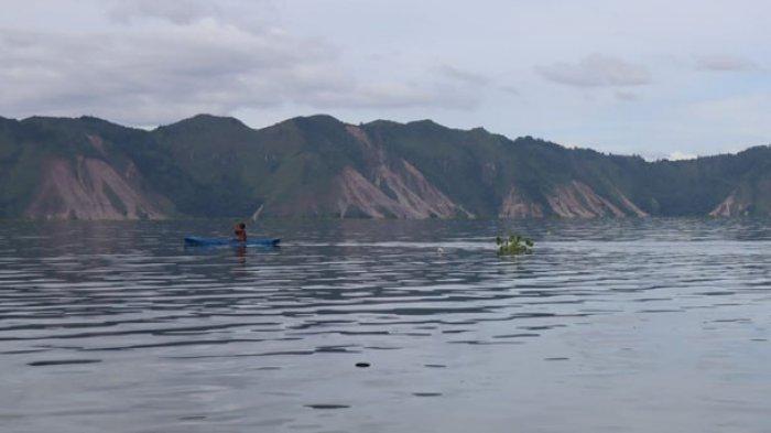 Kaldera Toba Ditetapkan Jadi UNESCO Global Geopark, Kerusakan Danau Toba Masih Masif