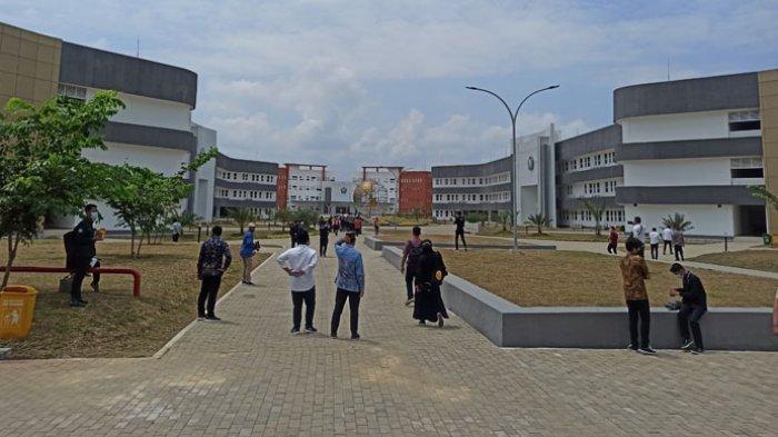 Miliki Gedung Berstandar Internasional di Tuntungan, Mahasiswa UINSU Harap Ada Bus Trans Metro Deli