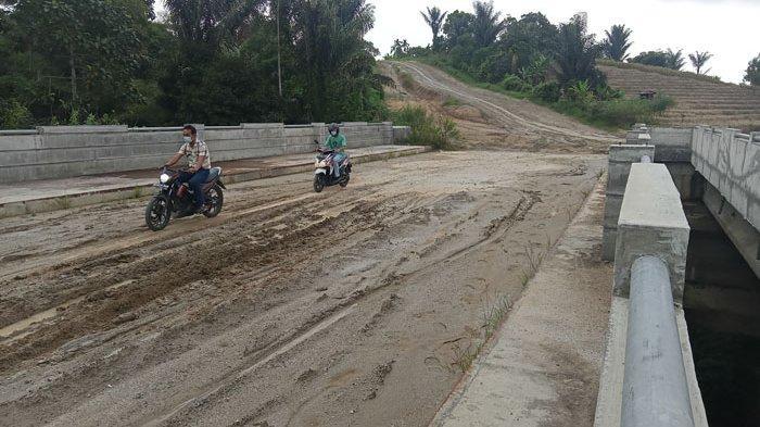 Inspektorat Siantar Belum Terima Uang Kerugian Negara Rp 2,9 Miliar Proyek Jembatan