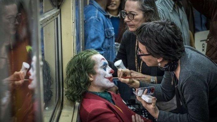Penata Rias Ungkap Rahasia di Balik Make Up Joker, Tidak Menonjolkan Sisi Seram dan hanya 20 Menit